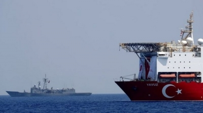 Efforts underway to reduce tensions in Eastern Mediterranean