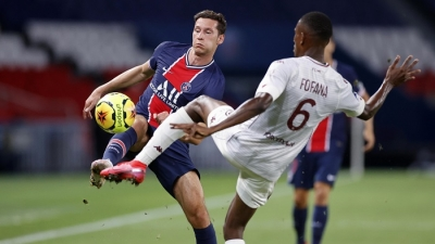 Last-gasp Draxler header gives PSG first victory of season