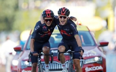 Cycling: Kwiatkowski wins Tour de France 18th stage, Roglic retains yellow