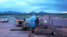 Vietnam Airlines conducts first routine international flight since pandemic