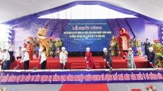 Work starts on industrial complex, automobile assembly factory in Ha Nam
