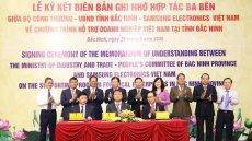 Tripartite cooperation programme to boost supporting industry