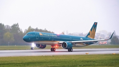 Vietnam Airlines' domestic passenger throughput grows despite COVID-19