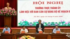 Hanoi proposes allocation of more budget towards large projects