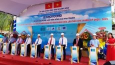 Khanh Hoa commences construction of anti-salt intrusion dam