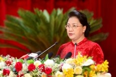 Top legislator attends Quang Ninh Party organisation's congress