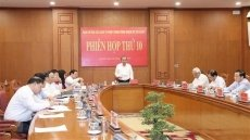 Central Steering Committee for Judicial Reform convenes 10th meeting
