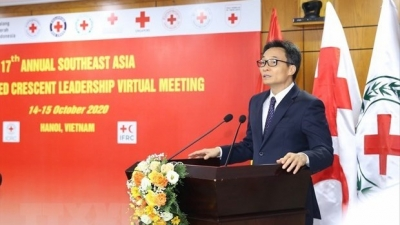 Southeast Asia Red Cross and Red Crescent Leadership Meeting opens