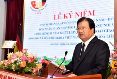 Vietnam - Germany Friendship Association celebrates 35th founding anniversary