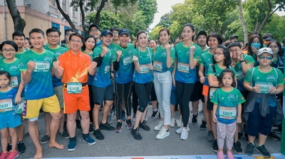 Nearly 6,000 runners join VPBank Hanoi Marathon ASEAN 2020