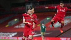Liverpool scrape a win, but rivals drop points