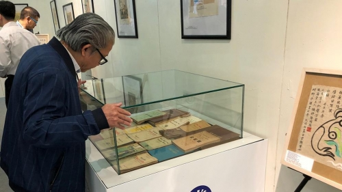 Celebrated poet Nguyen Du remembered through exhibition on his works