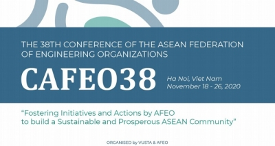 ASEAN Federation of Engineering Organisations convenes 38th conference in Hanoi