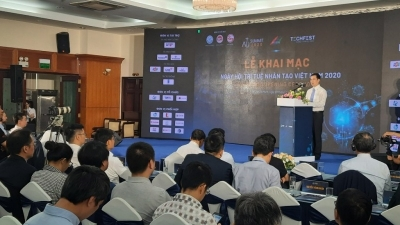 Vietnam Artificial Intelligence Festival opens in Ho Chi Minh City
