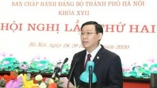 Hanoi Party Committee convenes 2nd meeting