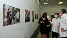 Photo exhibition marks 60 years of Vietnam-Cuba friendship