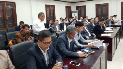 Vietnamese firms in northern Laos strengthen ties to weather difficulties