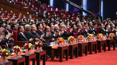December 7-13: Over 2,000 delegates attend 10th National Patriotic Emulation Congress in Hanoi