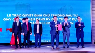 Over VND4 trillion invested in hotel complex in Van Don Economic Zone in Quang Ninh