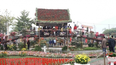 Spring Flower Festival kicks off