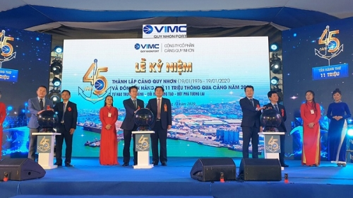 Quy Nhon port handles 11 million tonnes of cargo in 2020
