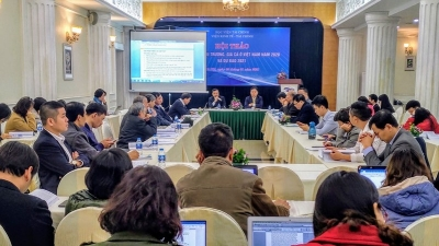 Workshop reviews Vietnam's economic performance in 2020