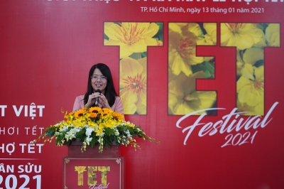 Tet Festival 2021 promises to welcome nearly 70,000 visitors