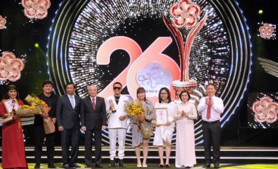 Winners of 2020 Golden Apricot Blossom Awards honoured