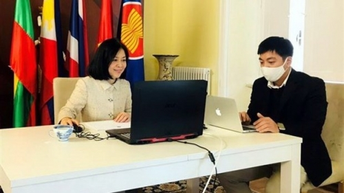 Vietnam wraps up chairmanship of ASEAN Committee in Italy