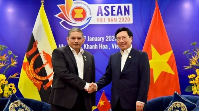 Vietnam pledges to support Brunei's ASEAN Chair