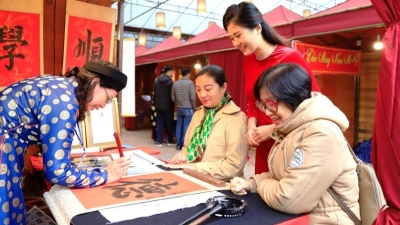 Various activities to be held in celebration of Tet