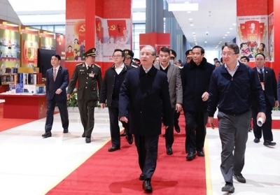 January 18-24: Preparations for 13th National Party Congress basically completed