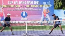 Vietnam's new tennis season starts with VTF Masters 500-1 tournament