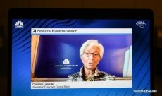 ECB's Lagarde predicts recovery with
