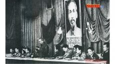 Nhan Dan produced documentary spotlights President Ho Chi Minh with Party Congresses