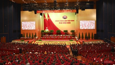 January 25-31: 13th National Party Congress held in Hanoi