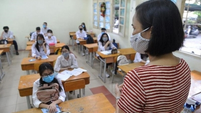 Tet holiday begins one week earlier for Hanoi students