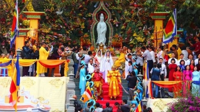 Quan The Am Festival in Da Nang achieves national heritage status