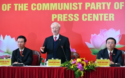 February 1-7: 13th National Party Congress a complete success: top leader