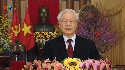 February 8-14: Top leader extends greetings on Lunar New Year 2021