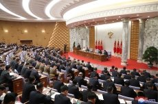 DPRK reviews ways to achieve economic goals