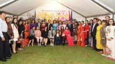 Overseas Vietnamese in South Africa gather to welcome lunar new year