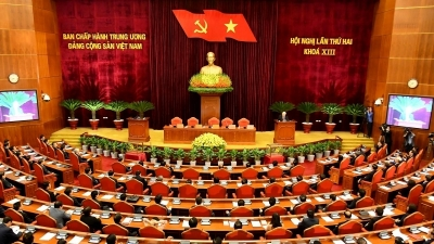 March 8-14: Party Central Committee wraps up second plenum