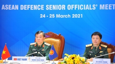 ASEAN Defence Senior Officials' Meeting convenes