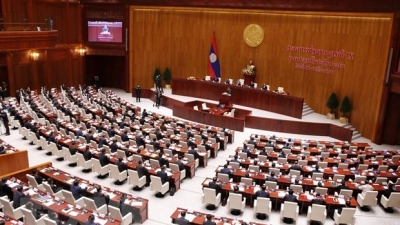 First session of 9th Lao National Assembly wraps up