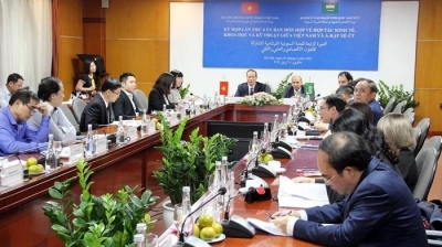 Vietnam, Saudi Arabia work to boost bilateral cooperation