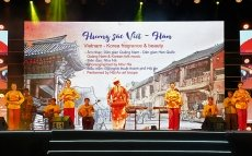 Diverse activities take place during ROK Cultural Days in Quang Nam