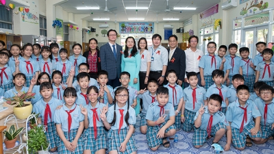 More than VND2 billion to help improve children's reading culture
