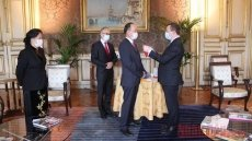 Vietnamese Ambassador awarded French Legion of Honour