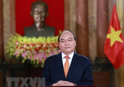 President Nguyen Xuan Phuc attends Boao Forum for Asia
